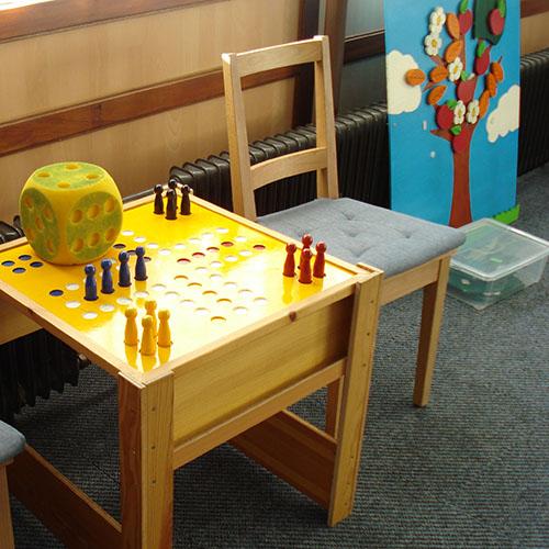 Centrum voor Kinderfysiotherapie - Speel-Leergroep